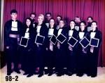 Formandos 1998.2